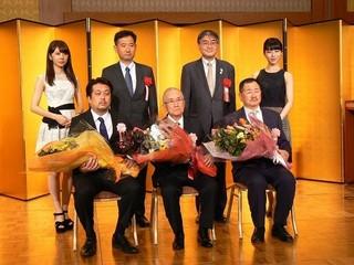 第63回「映画の日」中央大会開催、特別功労章を是枝裕和監督らが受章