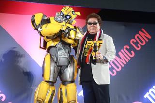 声優・玄田哲章「バンブルビー」でもオプティマス・プライム吹き替えを続投!