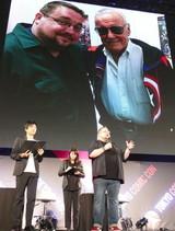 マーベルコミックス編集長、東京コミコン2018でスタン・リーさんを追悼