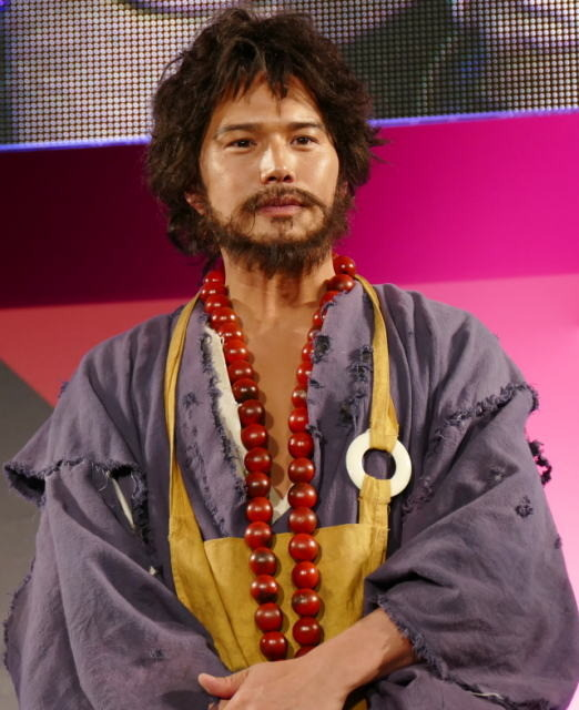 本宮ひろ志「喝風太郎!!」映画化、主演の市原隼人が破天荒な僧侶に