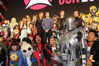 【東京コミコン2018レポート】過去最大の盛り上がり!第3回はエンタテインメント性がパワーアップ