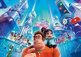 【全米映画ランキング】ディズニーアニメ新作「シュガー・ラッシュ オンライン」がV2