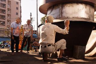 大阪・西成を映した16ミリ映画「月夜釜合戦」、ポルトガルの映画祭で最高賞