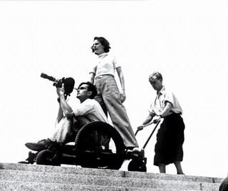 「意志の勝利」「オリンピア」で 知られるリーフェンシュタール監督「レニ」