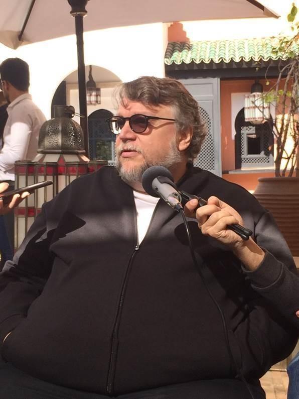 マラケシュ映画祭で新作を語った ギレルモ・デル・トロ