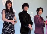 横浜流星、今年の漢字は「縁」、「キセキ」から「愛唄」へのつながりに感謝