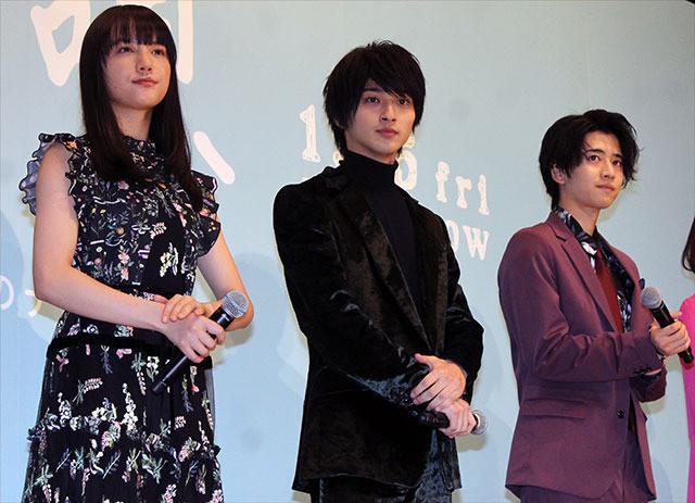 横浜流星、今年の漢字は「縁」、「キセキ」から「愛唄」へのつながりに感謝 - 画像7