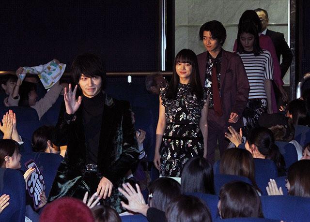 横浜流星、今年の漢字は「縁」、「キセキ」から「愛唄」へのつながりに感謝 - 画像1