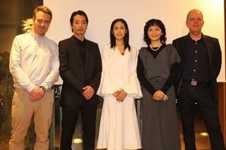 デンマーク&日本&ノルウェー合作映画「MISS OSAKA」に森山未來、阿部純子、南果歩!