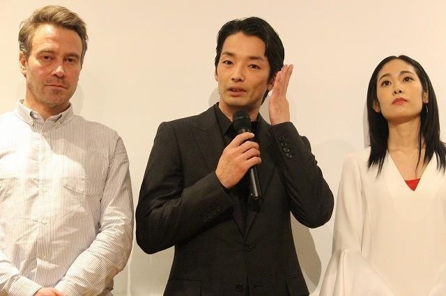 デンマーク&日本&ノルウェー合作映画「MISS OSAKA」に森山未來、阿部純子、南果歩! - 画像1