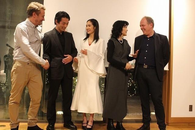 デンマーク&日本&ノルウェー合作映画「MISS OSAKA」に森山未來、阿部純子、南果歩! - 画像6