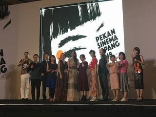 「インドネシア日本映画週間2018」が「カメ止め」で開幕し新旧36本を上映