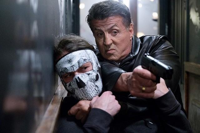 スタローン演じる脱獄のプロ・ ブレスリンが帰ってくる!