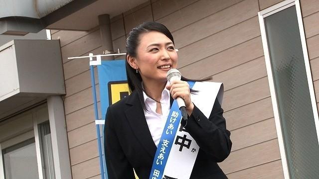 """""""美しすぎる議員""""に迫る!"""