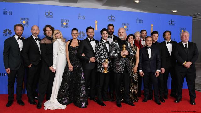 GG賞TV部門は「アメリカン・クライム・ストーリー」「コミンスキー・メソッド」が2冠