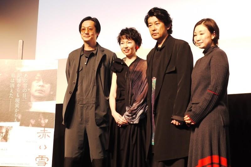 「赤い雪」主演・永瀬正敏「圧倒的な脚本に惹かれました」