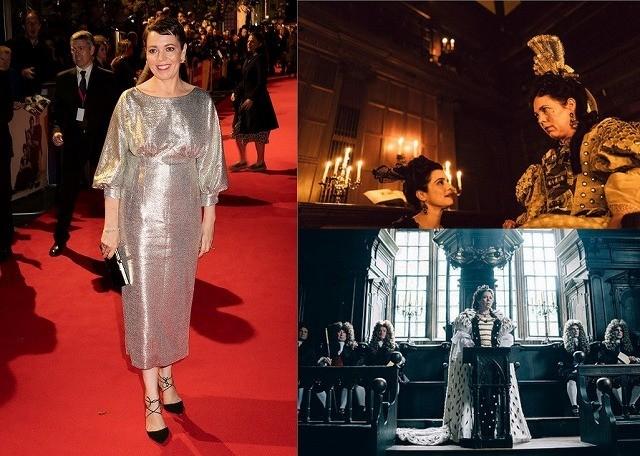 GG賞受賞のオリビア・コールマン、「女王陛下のお気に入り」は無礼で滑稽で下品!