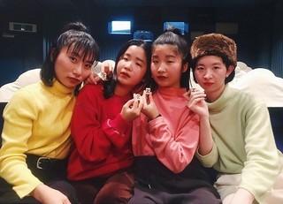 大注目バンド「CHAI」が斎藤工主演「麻雀放浪記2020」の主題歌に!