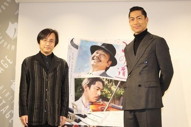 EXILE AKIRAと作曲家の和田薫