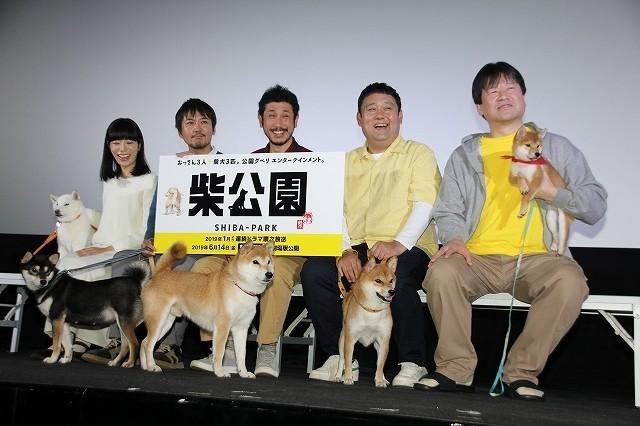 佐藤二朗が問題発言!? 柴犬と10年連れ添うも「犬に興味がない」