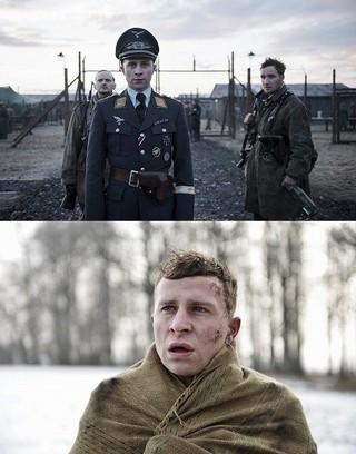 ドイツ兵が実際に起こした事件を ベースにしている「ちいさな独裁者」