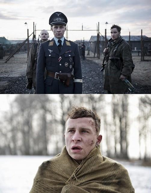 ドイツ兵が実際に起こした事件を ベースにしている