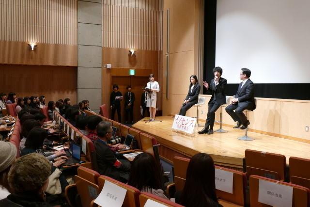 """弁護士演じる坂口健太郎、法学部学生の""""好反応""""に安どの表情 - 画像2"""