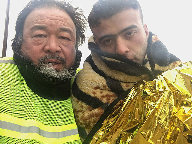 アイ・ウェイウェイが世界23カ国の難民を取材