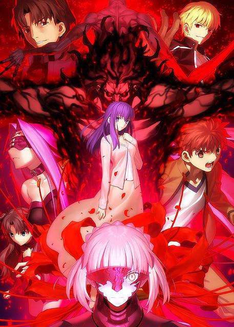 初登場1位は「劇場版 Fate/stay night Heaven's Feel II. lost butterfly」