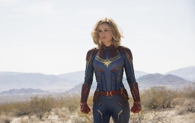 """「キャプテン・マーベル」は""""独特な存在"""" 新たなヒーロー像を監督らが解説!"""