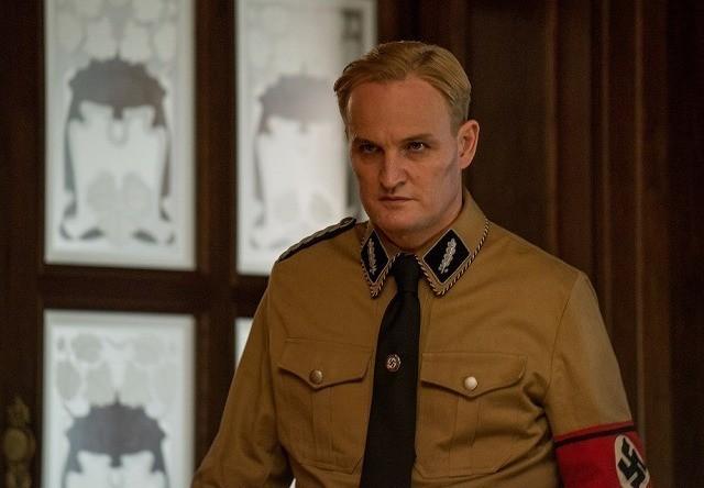 """""""ナチス第三の男""""と称された ラインハルト・ハイドリヒを演じた"""