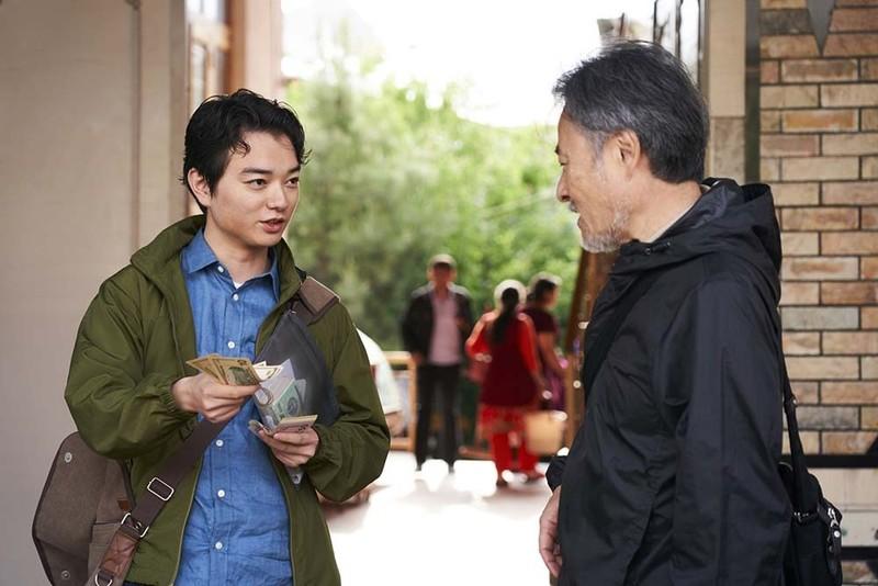 染谷将太「旅のおわり世界のはじまり」でディレクター役「どこかで黒沢監督を意識」