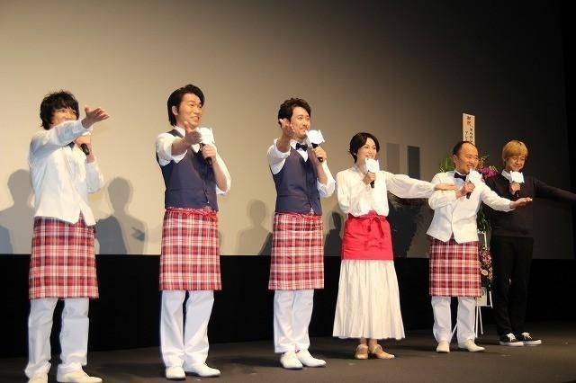 「そらのレストラン」北海道撮影で劇団結成!? 大泉洋&本上まなみは客演