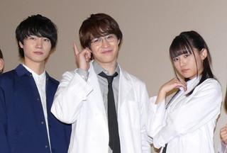 西銘駿、主演作「劇場版リケ恋」に手応え「理論的最高値の映画になった!」
