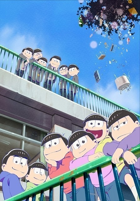 劇場版「おそ松さん」本予告公開 「おそ松くん」とつながるストーリー描かれる