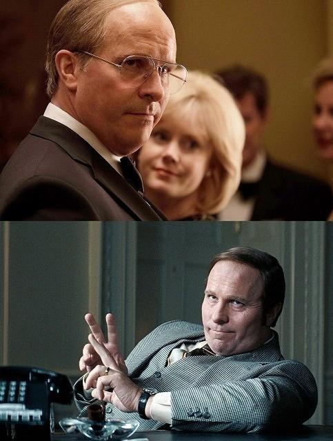 "C・ベールが副大統領、S・ロックウェルがブッシュに""変身""!「バイス」場面写真一挙公開"