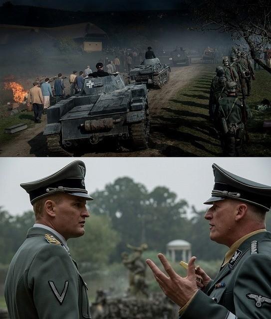 目を背けたくなるほど残虐…「ナチス第三の男」衝撃の本編映像公開