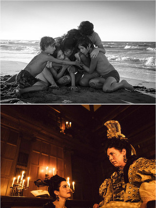 第91回アカデミー賞は「ROMA ローマ」「女王陛下のお気に入り」が最多10ノミネート!