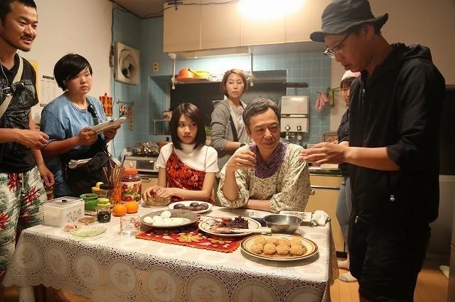 松本穂香、ふくだももこ監督「おいしい家族」で長編映画初主演! 共演は浜野謙太&板尾創路 - 画像2