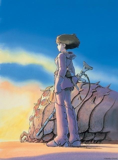 調布シネマフェスで「風の谷のナウシカ」上映 鈴木敏夫氏のトークイベントも開催