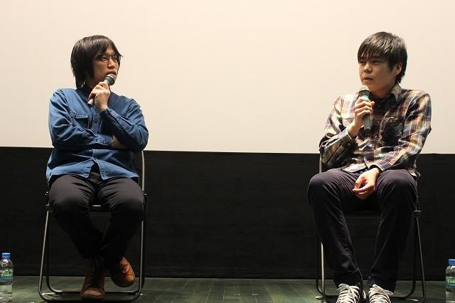 母親の裸を見て…性春映画「ED」西口洸監督と向井康介がトーク