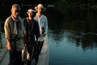 オダギリジョー長編初監督作クランクアップ「ある船頭の話」9月全国公開
