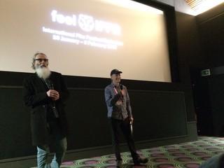 ロッテルダム映画祭で、ジョナス・メカスのオマージュ上映