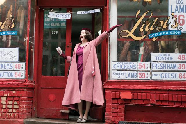米俳優組合賞、TV部門は「マーベラス・ミセス・メイゼル」が3冠!