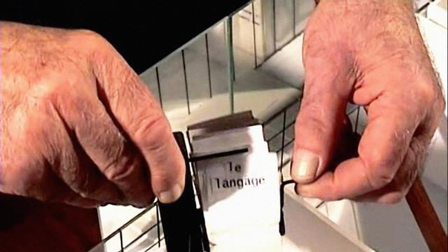 「Maquette expo (reportage amateur)」の一場面