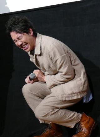 大泉洋、娘からの手紙に大笑い&崩れ落ちる!