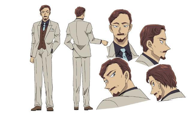 山崎育三郎が演じるレオン・ロー