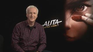 ジェームズ・キャメロンが緊急会見!悲願の映画化「アリータ バトル・エンジェル」を語る