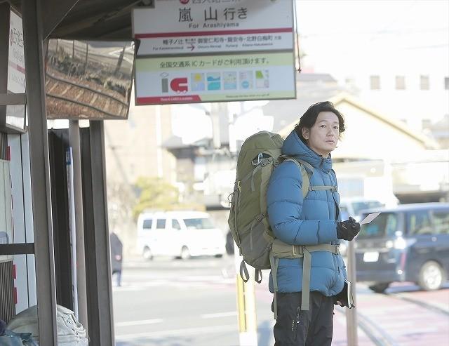 井浦新主演! 京都を舞台にした恋愛模様を幻想的に描く映画「嵐電」初夏公開