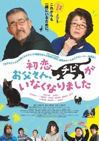 すれ違う老夫婦に、猫がもたらす優しい奇跡 倍賞千恵子×藤竜也「初恋」5月10日公開